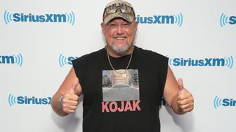 NEW YORK, NY - AUGUST 30:  Larry the Cable Guy visits the SiriusXM Studio on August 30, 2016 in New York City.  (Photo by Neilson Barnard/Getty Images)