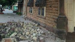 5.6 Magnitude Earthquake Rattles