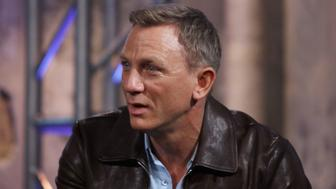 NEW YORK, NY - NOVEMBER 05:  Actor Daniel Craig attends AOL BUILD Series Presents: 'Spectre' at AOL Studios In New York on November 5, 2015 in New York City.  (Photo by Jim Spellman/WireImage)