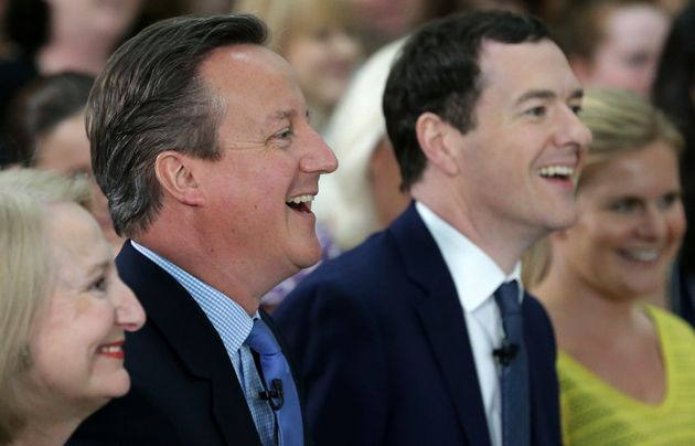 Cameron told Clegg that Osborne was 'very close to