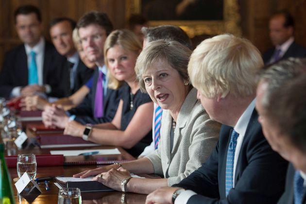 British Prime Minister Admits Brexit Will Wound U.K.