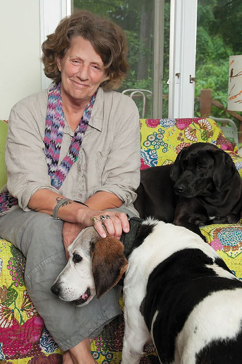 Abigail Thomas is the mother of four children and the grandmother of twelve. She is the author of six previous books, includi