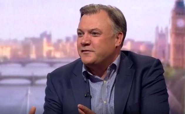 Ed Balls Says Ed Miliband Made A 'Catastrophic Mistake' Opening Labour To Registered
