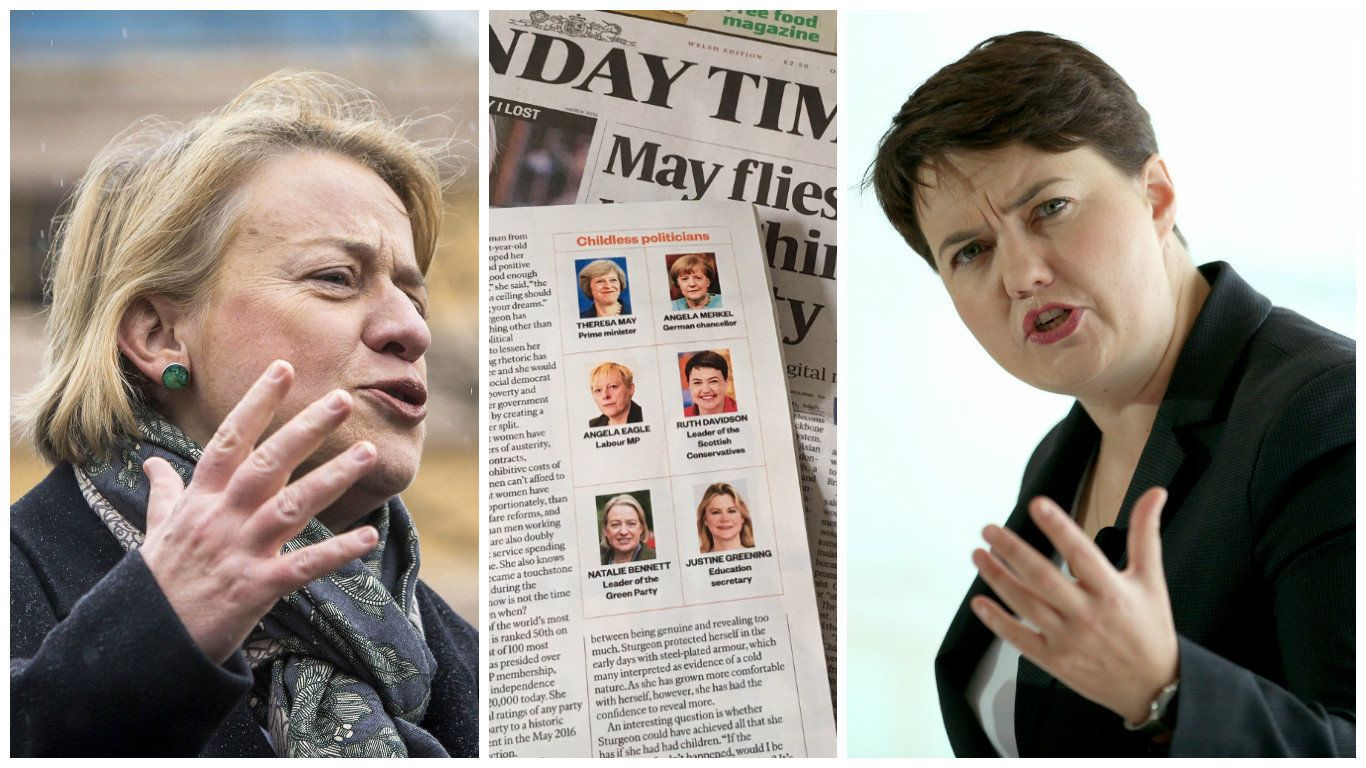 Women Politicians Attack Newspaper For 'Sexist, Totally Misjudged'