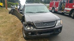 Toddler And 5-Year-Old Crash SUV Trying To Drive To Grandma's