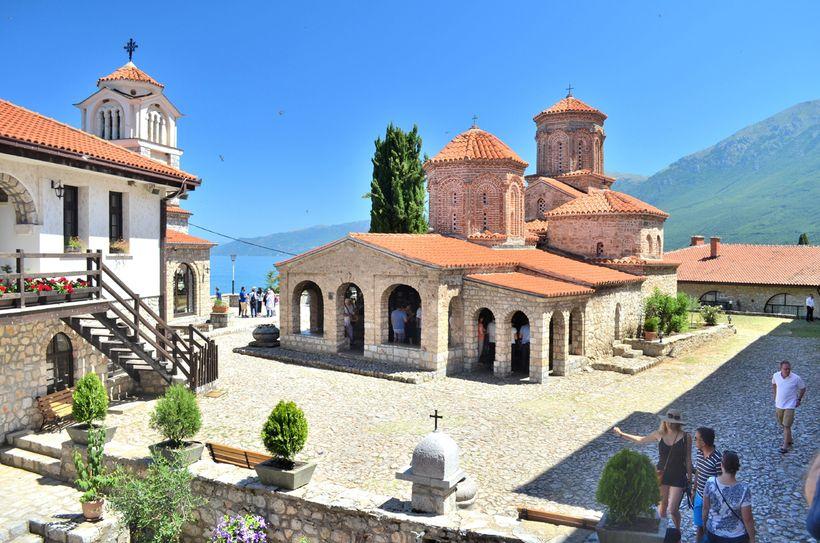 <i>St. Naum Monastery</i>