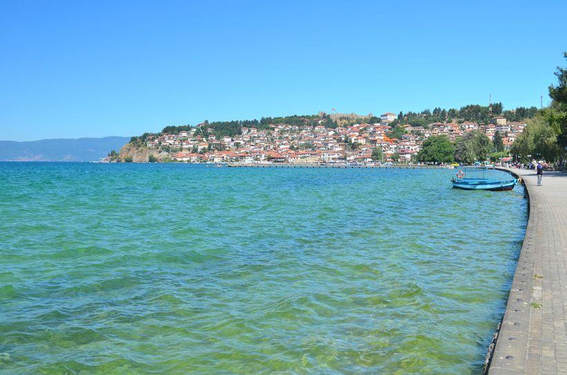<i>Lake Ohrid</i>