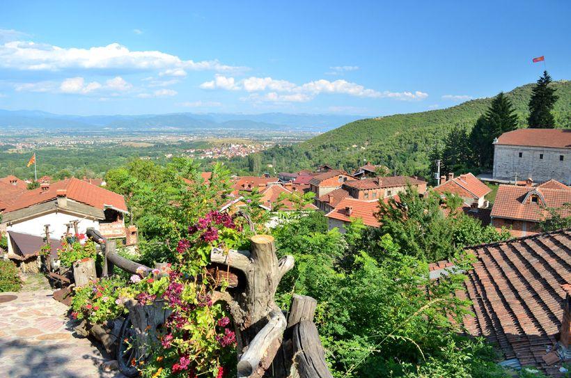 <i>View from&nbsp;Vevčani</i>