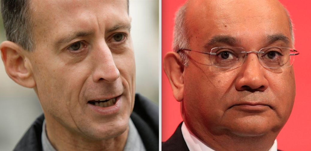 Peter Tatchell Leaps To Defence Of Keith Vaz After Male Escort