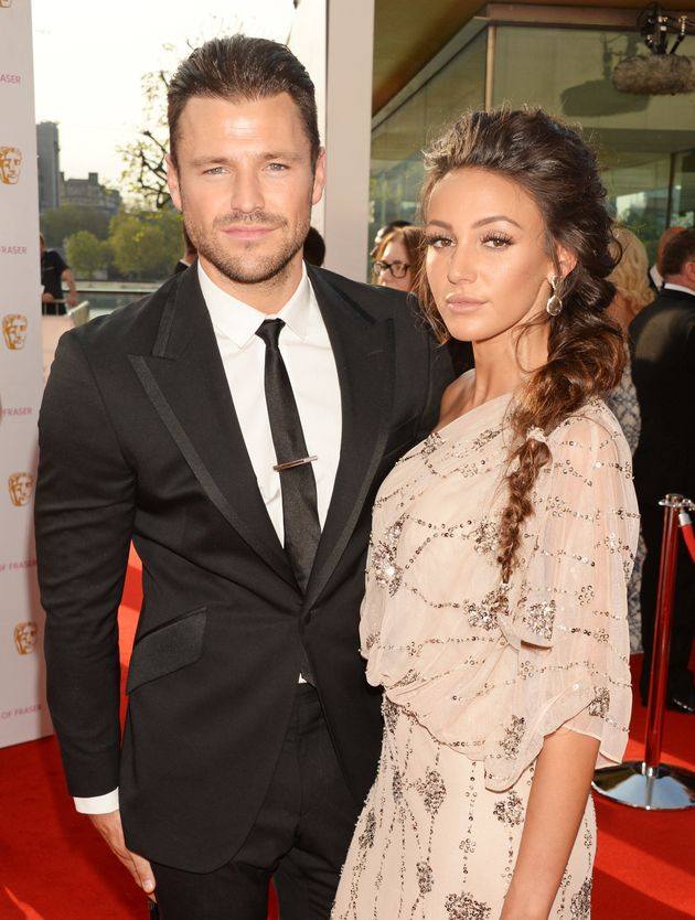 Michelle Keegan Addresses Mark Wright Marriage Speculation Everything Is Fine