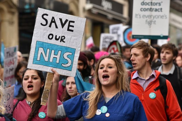 Striking junior doctors could be punished if they put patients in