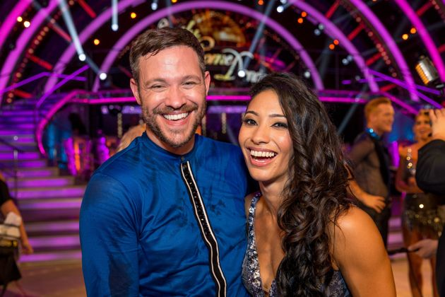 Will Young and Karen