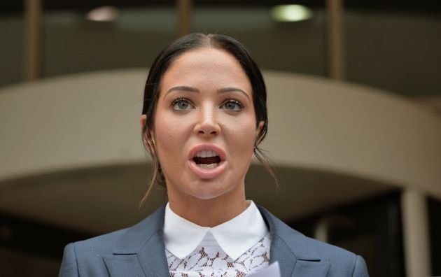 Tulisa opens up about her 'cosmetic enhancements' and sex tape