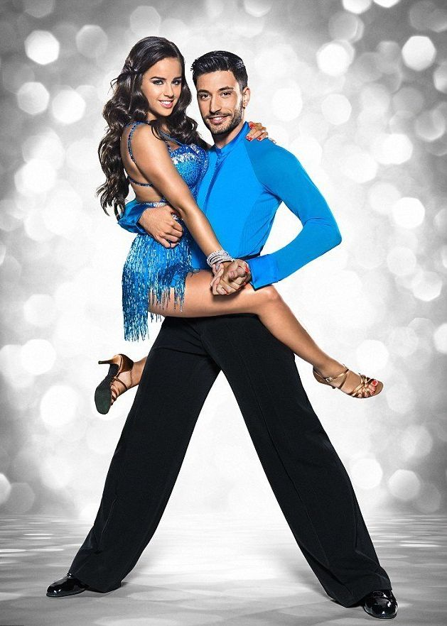 Georgia May Foote and Giovanni Pernice dated after meeting on 'Strictly' last
