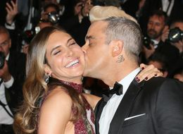 Robbie Williams And Ayda Field Planning To Have Third Baby