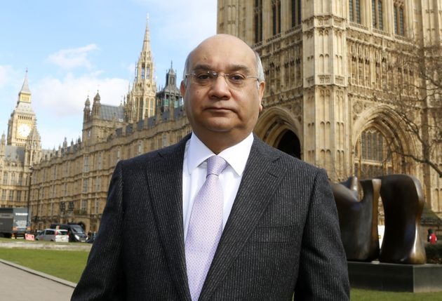 Keith Vaz Told By Theresa May He Must Retain 'Confidence' Of