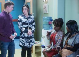 Spoiler Alert! Denise's Baby Secret Is Out In 'EastEnders'
