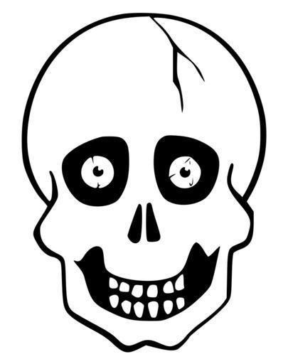 Happy skull! Yay!