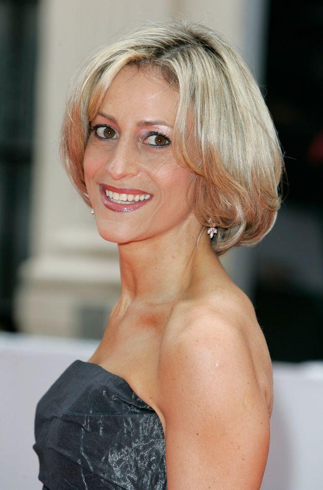BBC presenter Emily Maitlis is a former university friend of Edward