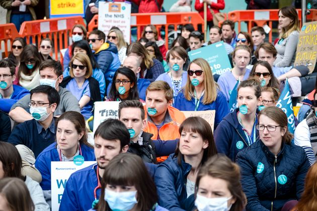 Junior doctors across Coventry and Warwickshire suspend strikes