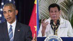 Philippine President Insults, Warns Obama: 'I Will Swear At