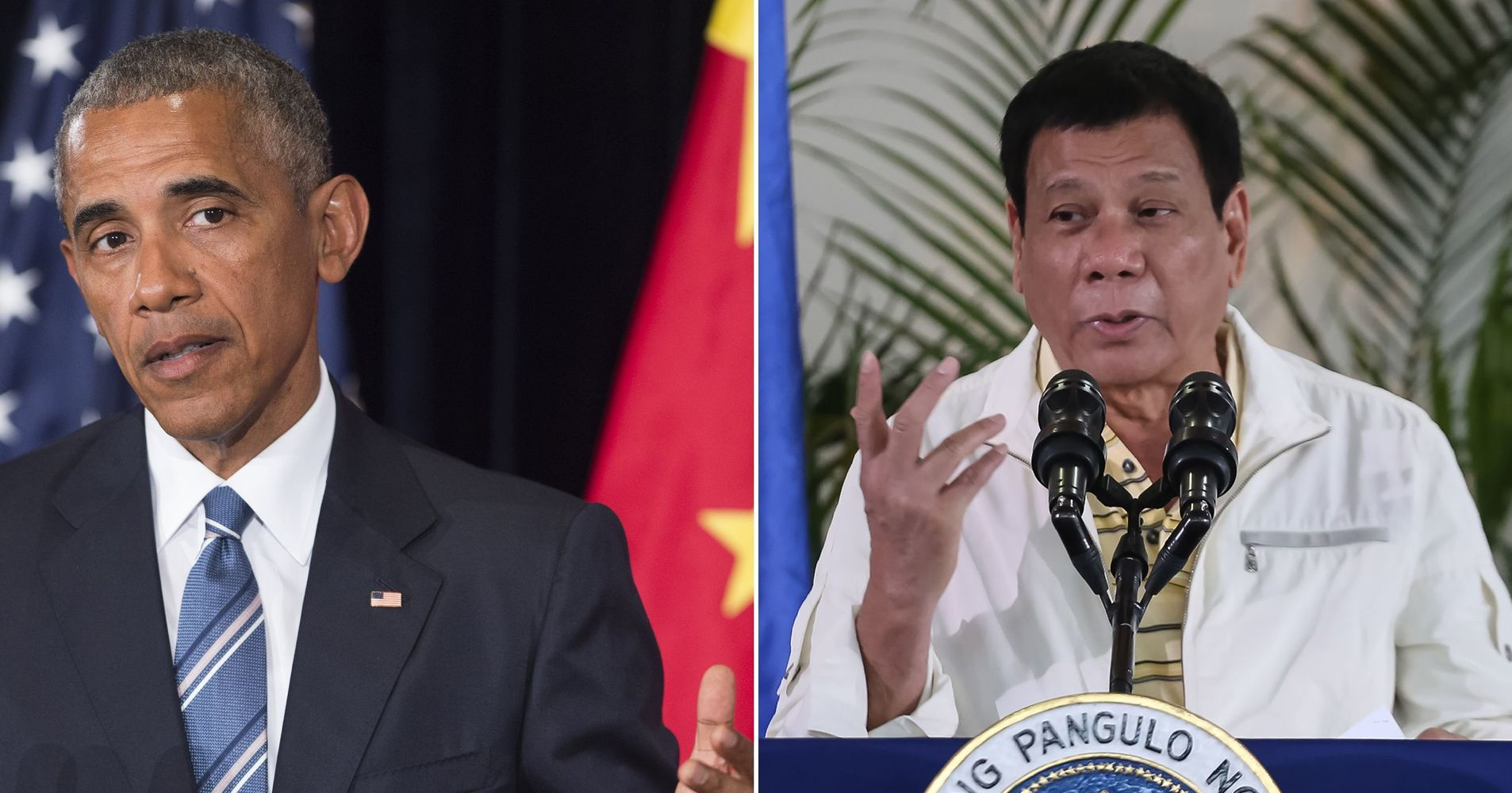 Obama Cancels Meeting With Philippine President Who Called Him A ...