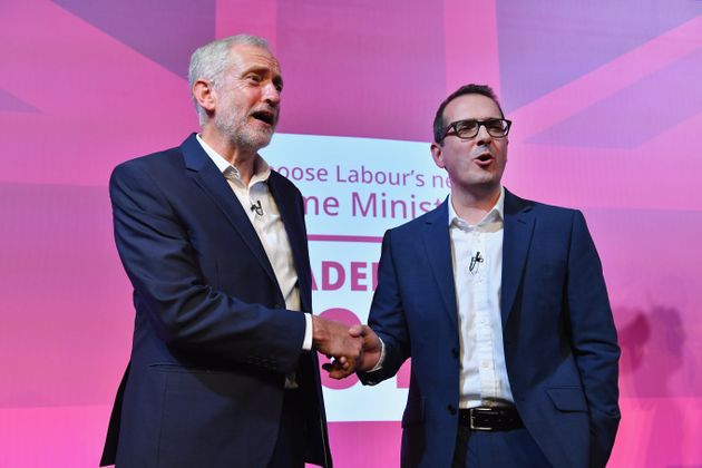 Smith was tackled at the hustings as he faced-off against Jeremy