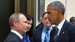 Death Stare Between Obama And Putin Sparks The Photoshop Battle It