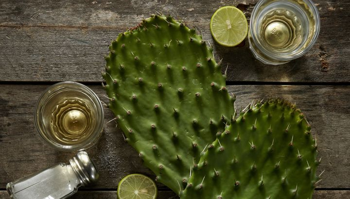 Sample Mexico's tequila neat or indulge in a classic margarita cocktail.