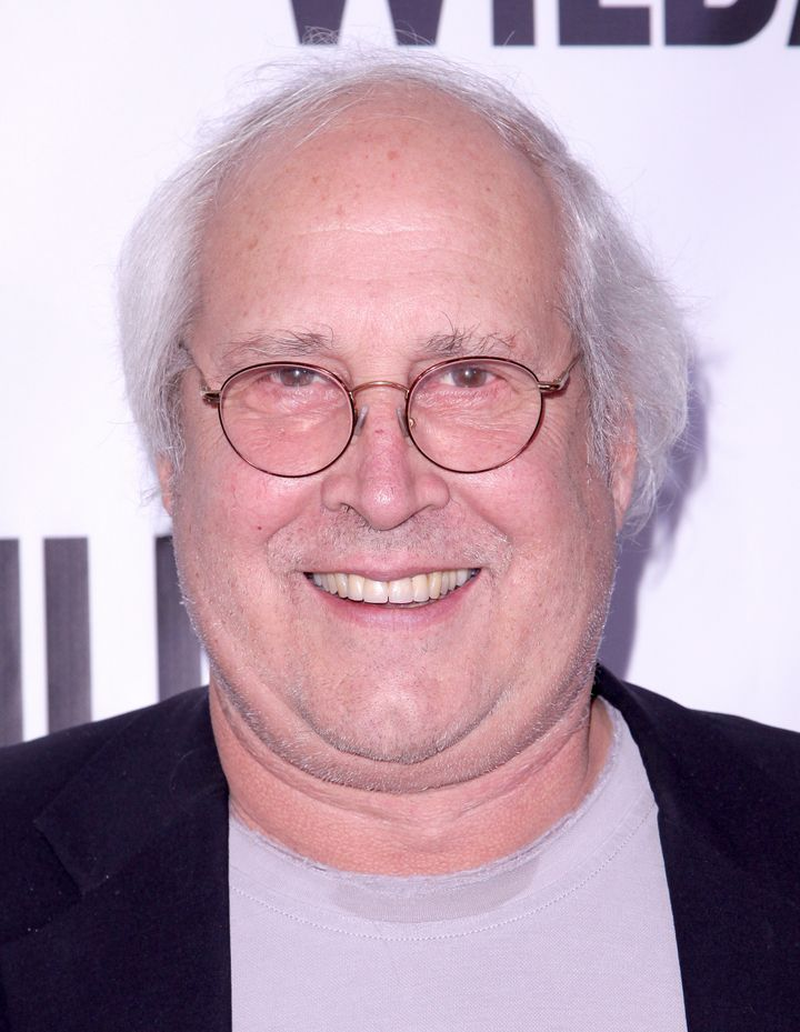Chevy Chase checked in to a rehab facility in Minnesota.