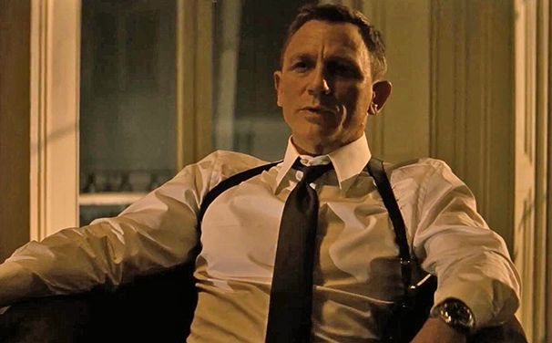 Daniel Craig has helped the James Bond franchise make more than $3billion at the worldwide box