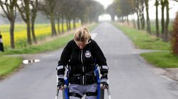 Paralysed Woman Will Use A Bionic Suit To Complete The Great North