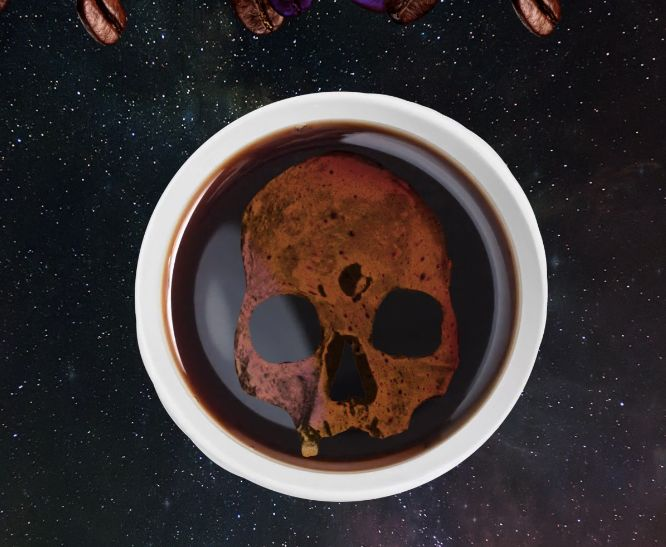 The History Of Coffee Reveals It Has A Very Dark