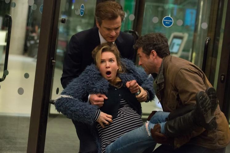 'Bridget Jones' Baby' Leaves Critics Gurgling With Joy