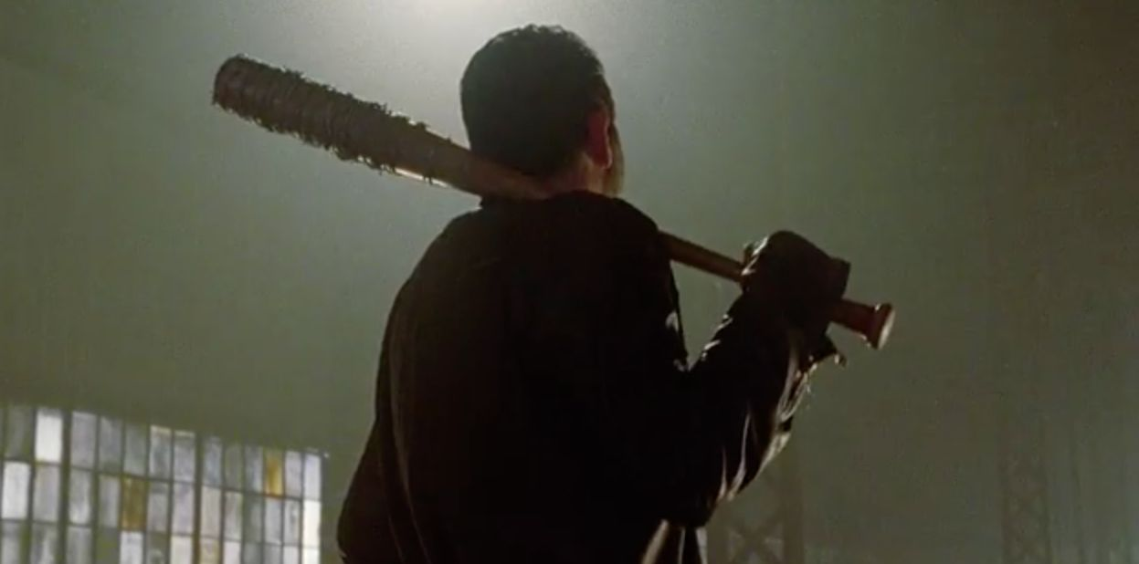 New 'Walking Dead' Trailer May Drop The 'Motherd**k' Of All