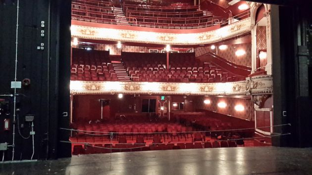 The Darlington Civic Theatre is undergoing extensive refurbishment and willreopen as Darlington...