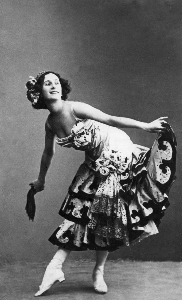 Legendary Russian ballerina Anna Pavlova performed at the theatre in 1927 - on the day Signor Pepi