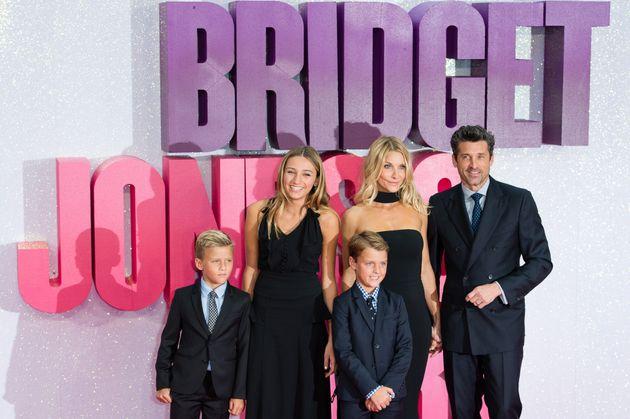 All grown up at bridget jones movie premiere the huffington post