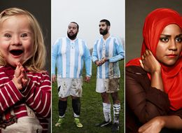 Adverts Replaced By Stunning Photo Exhibition To Reflect Diversity Of British Public