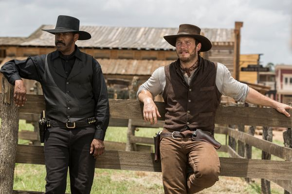"Two weeks before it hits theaters, ""The Magnificent Seven"" serves as TIFF's opening-night film. Directed by Antoine Fuqua (""T"