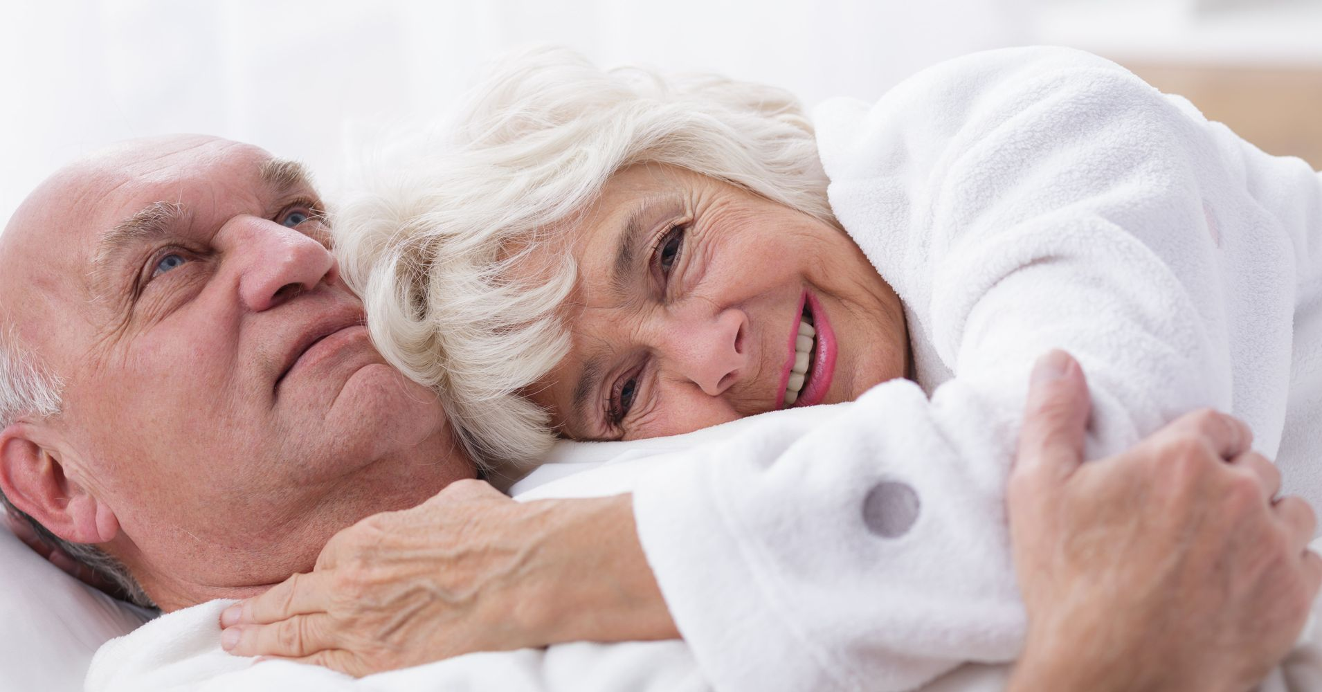 Frequent Sex Is Good For Older Women. Men, Not So Much