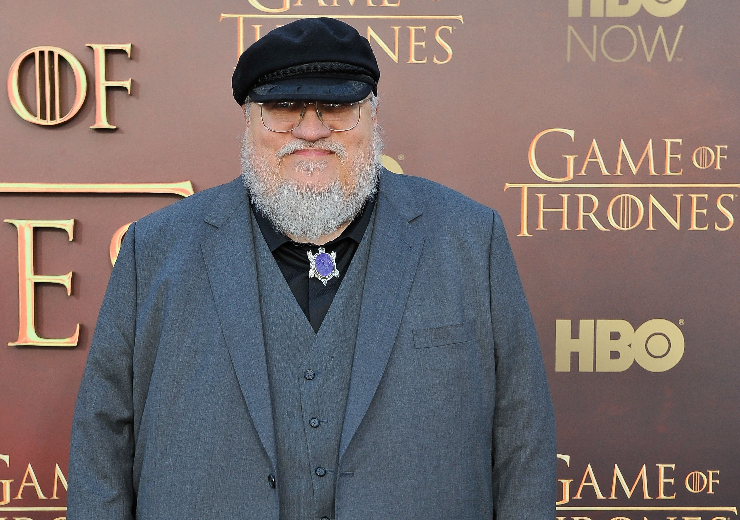 Is New Game Of Thrones Book 'The Winds Of Winter' Finally