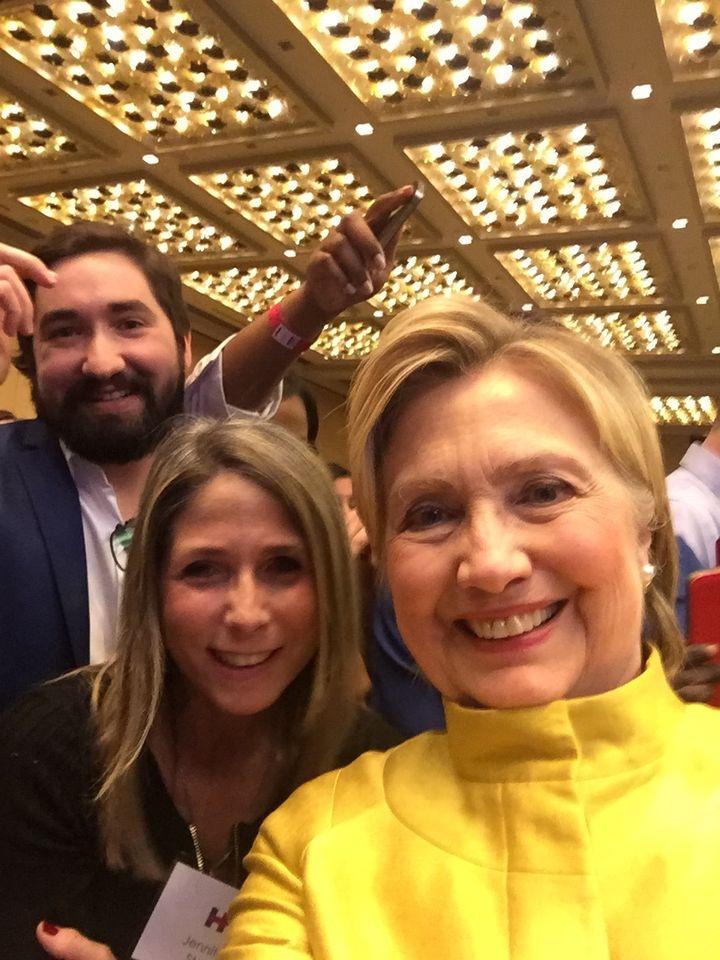 <i>May 4, 2016 Fundraising Event, Washington, D.C.</i>