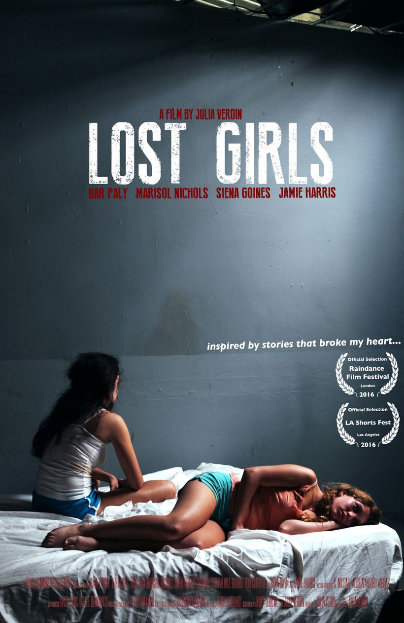 Lost Girls official film poster