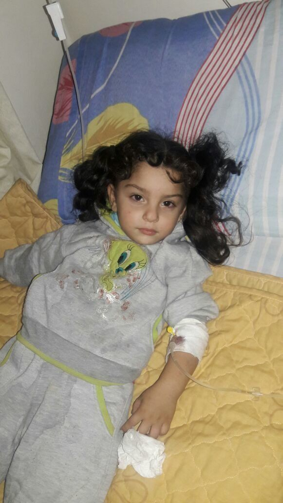 This Syrian Family Saved Their Critically Ill Son, But Now They're Trapped With The Same