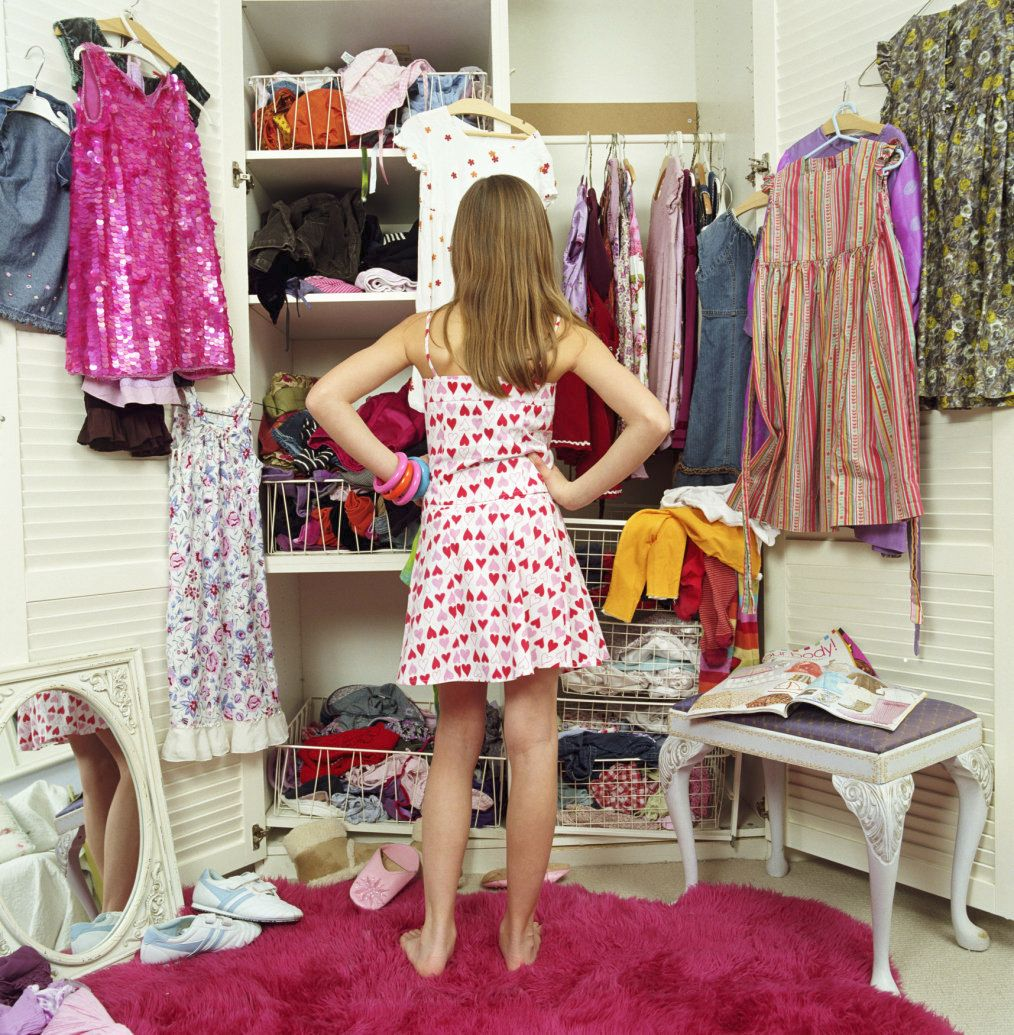 We Buy A Staggering Amount Of Clothing, And Most Of It Ends Up In