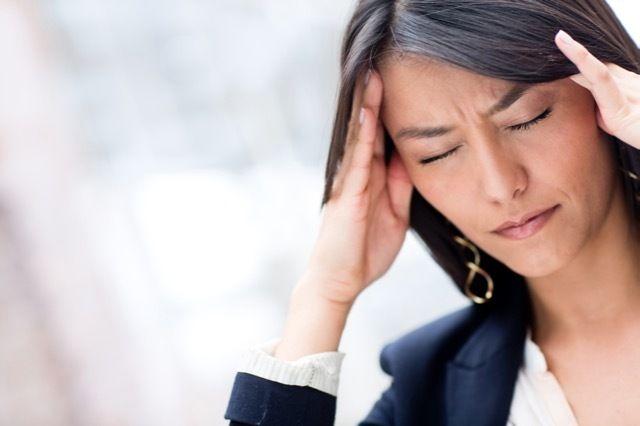 Have you long suspected that hormones are behind your frequent headaches?? Quite possible!