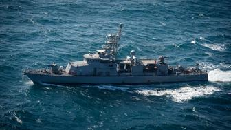 The U.S. Navy patrol craft USS Squall (PC 7) steams in the Arabian Gulf in this U.S. Navy picture taken January 14, 2015.   U.S. Navy/Mass Communication Specialist 2nd Class Anthony R. Martinez/Handout via Reuters  THIS IMAGE HAS BEEN SUPPLIED BY A THIRD PARTY. IT IS DISTRIBUTED, EXACTLY AS RECEIVED BY REUTERS, AS A SERVICE TO CLIENTS. FOR EDITORIAL USE ONLY. NOT FOR SALE FOR MARKETING OR ADVERTISING CAMPAIGNS
