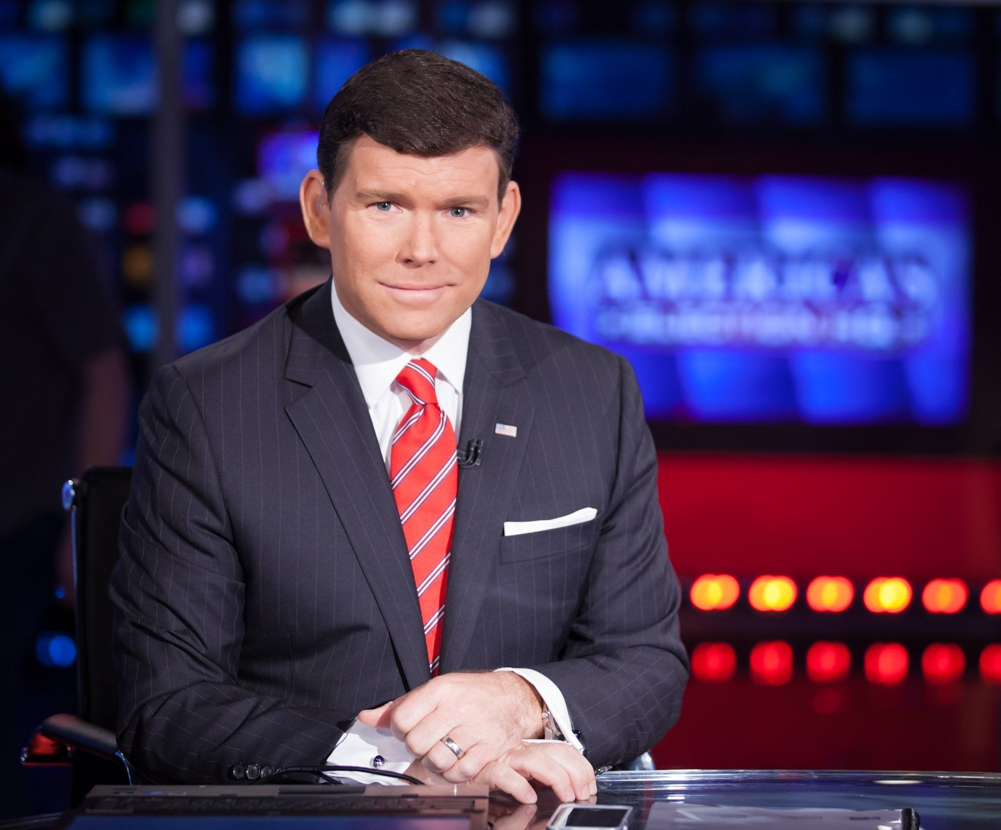 Bret Baier says he works independent of whatevers happening on that front