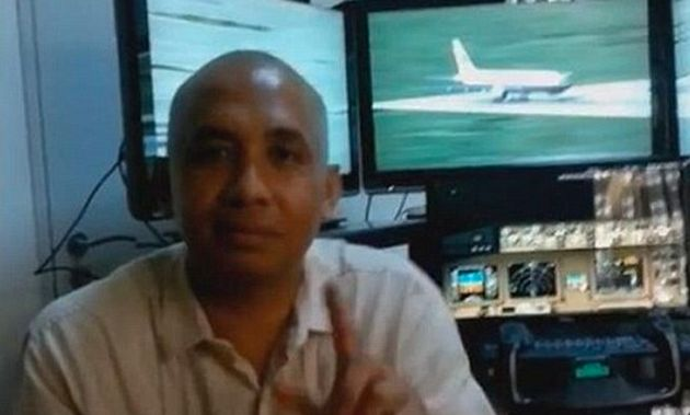 Captain Zaharie Ahmad Shah was flying the plane when it